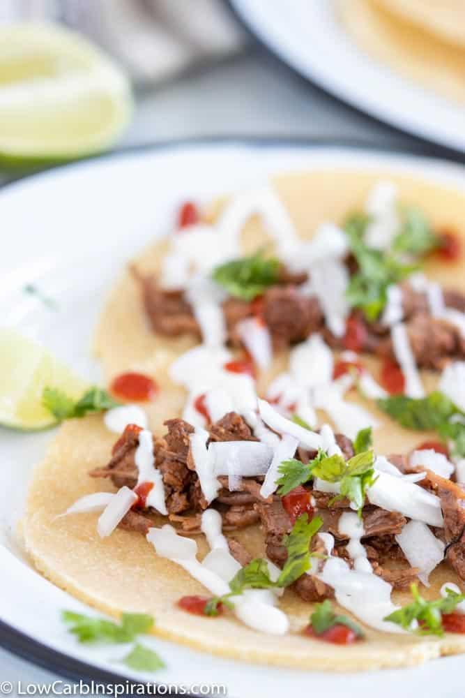 Easy Barbacoa Tacos Recipe