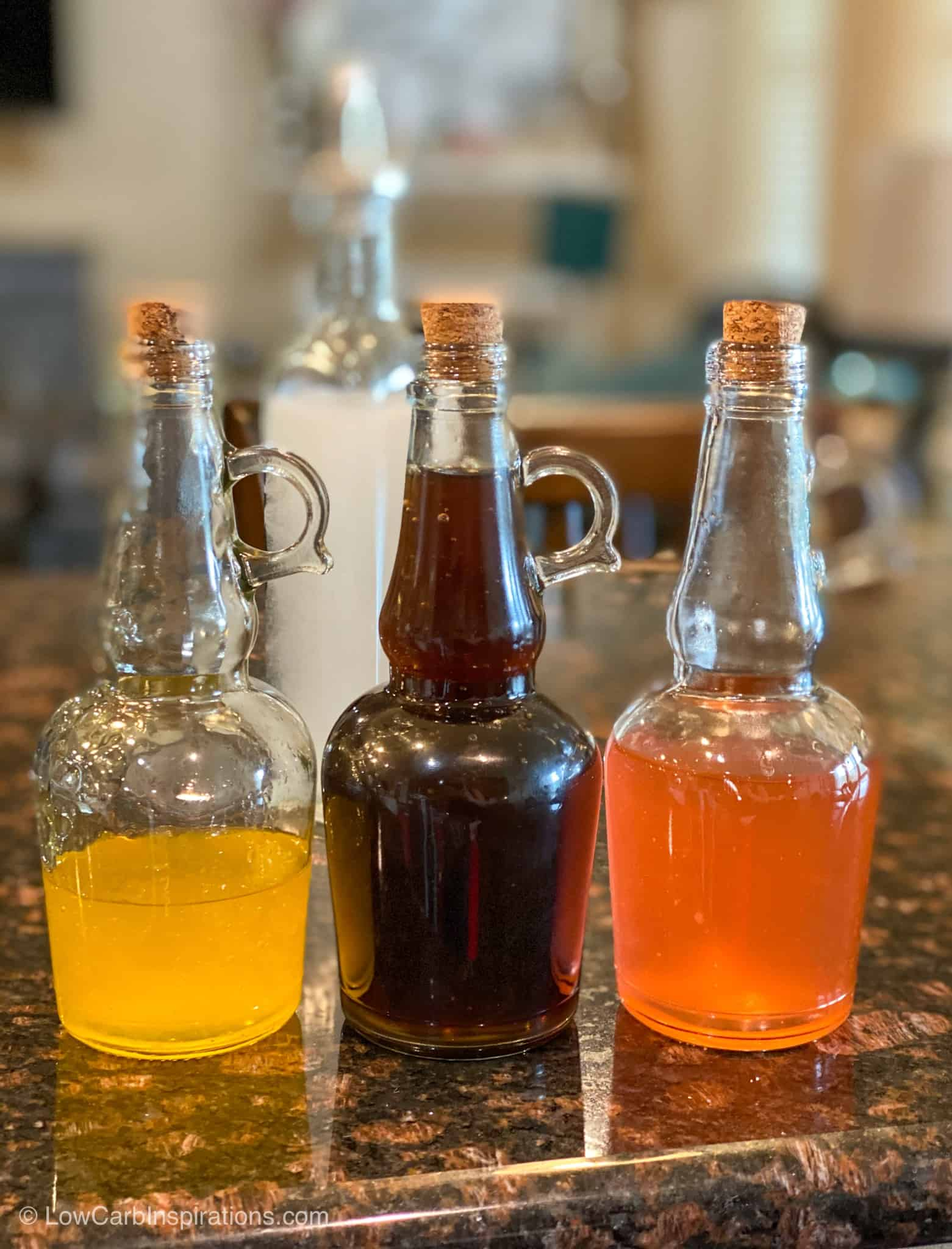 Easy Keto Syrup Recipe