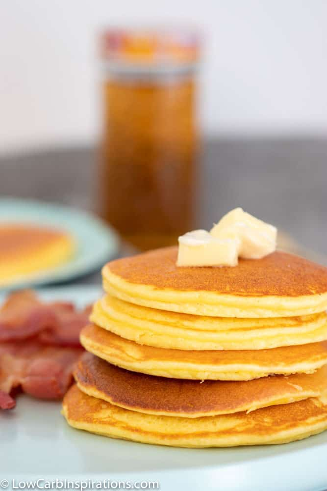 Keto Banana Pancakes Recipe