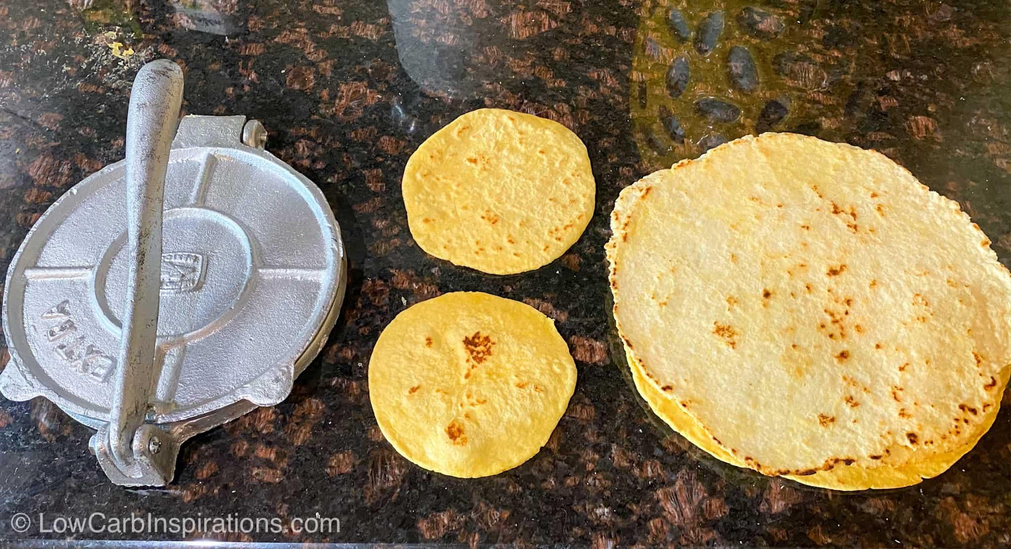 Low Carb Quesadilla Recipe