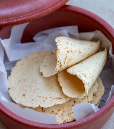 Low Carb Tortilla Recipe (Flour Tortilla Substitute)