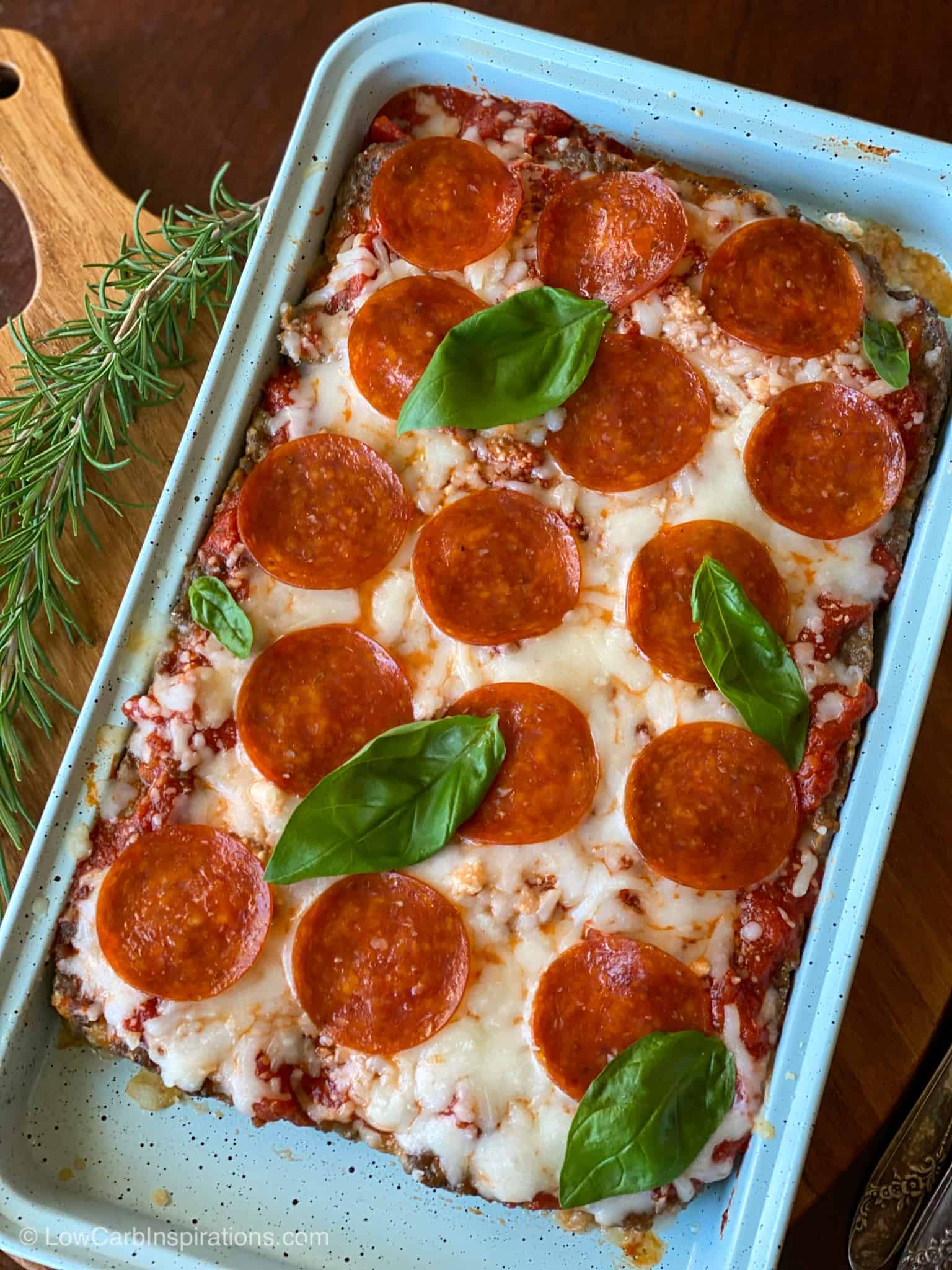 Meatza Pizza (Carnivore Pizza crust)