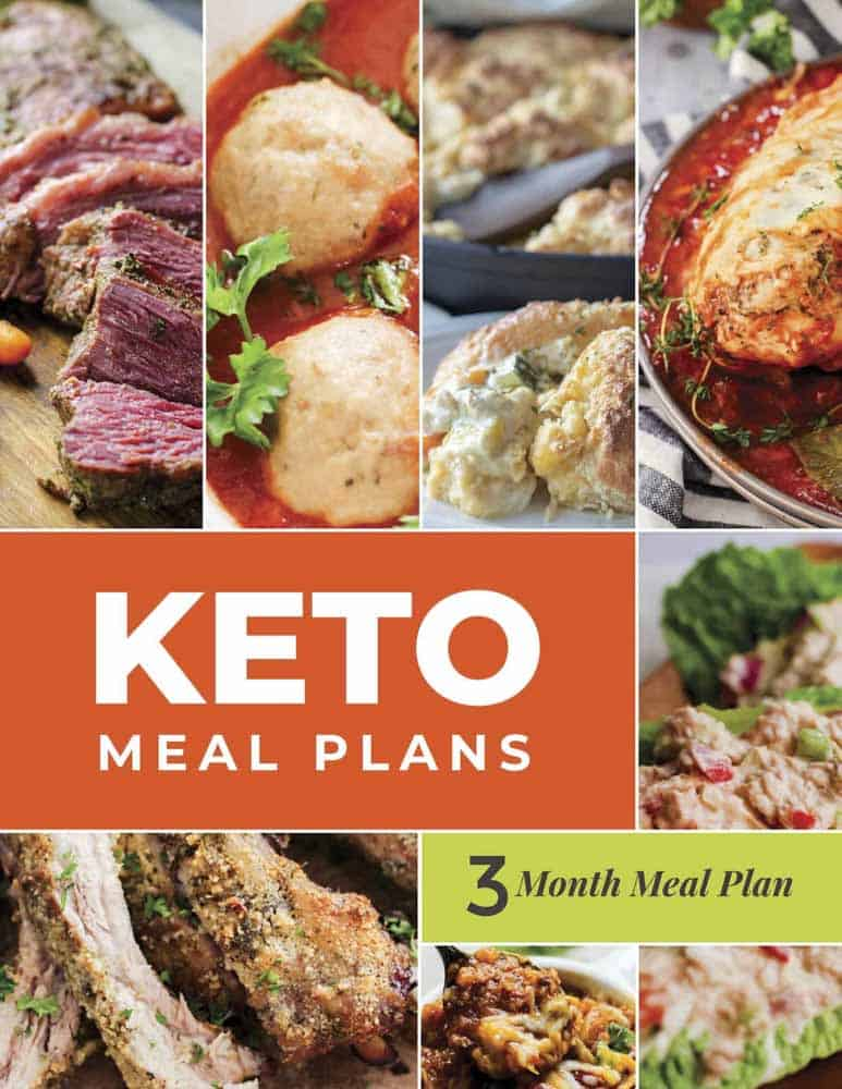 Keto Meal Plan Ideas