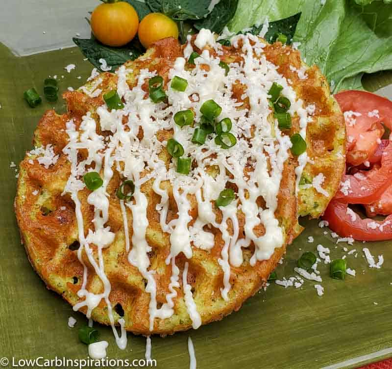 Avocado Toast Chaffle Recipe