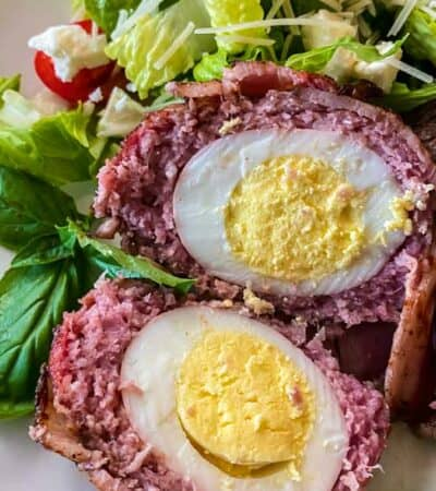 How to Make Bacon Wrapped Keto Scotch Eggs