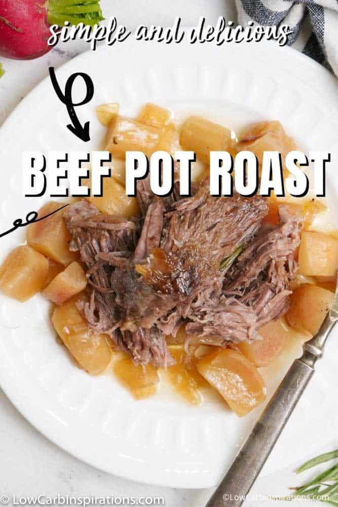 Dutch Oven Keto Pot Roast Recipe