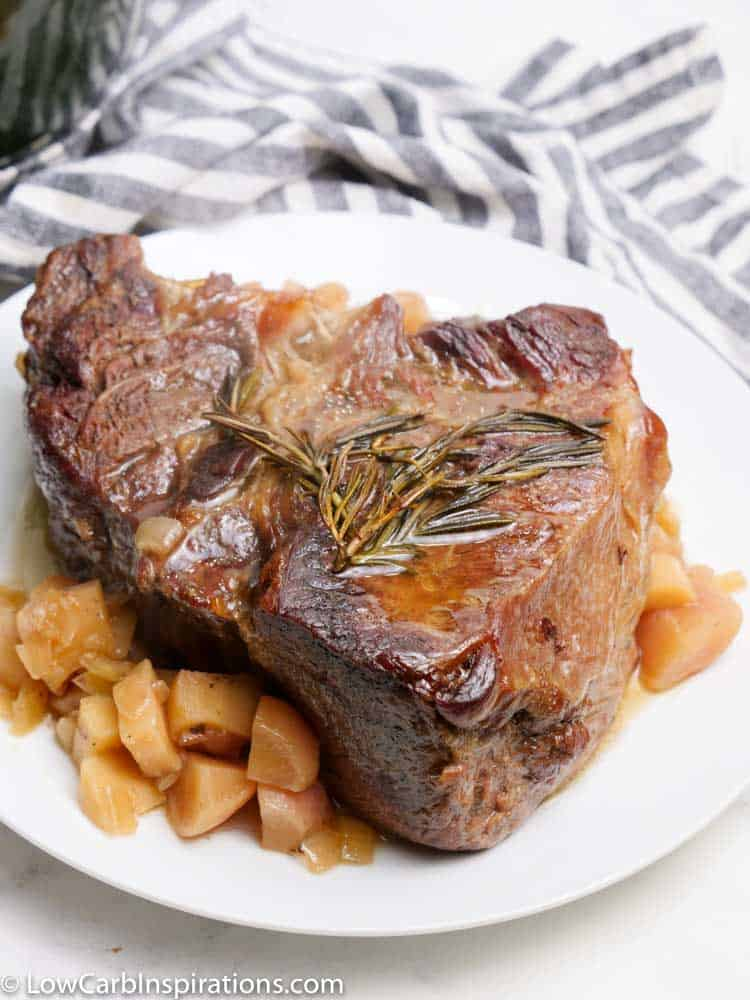 Dutch Oven Keto Pot Roast Recipe