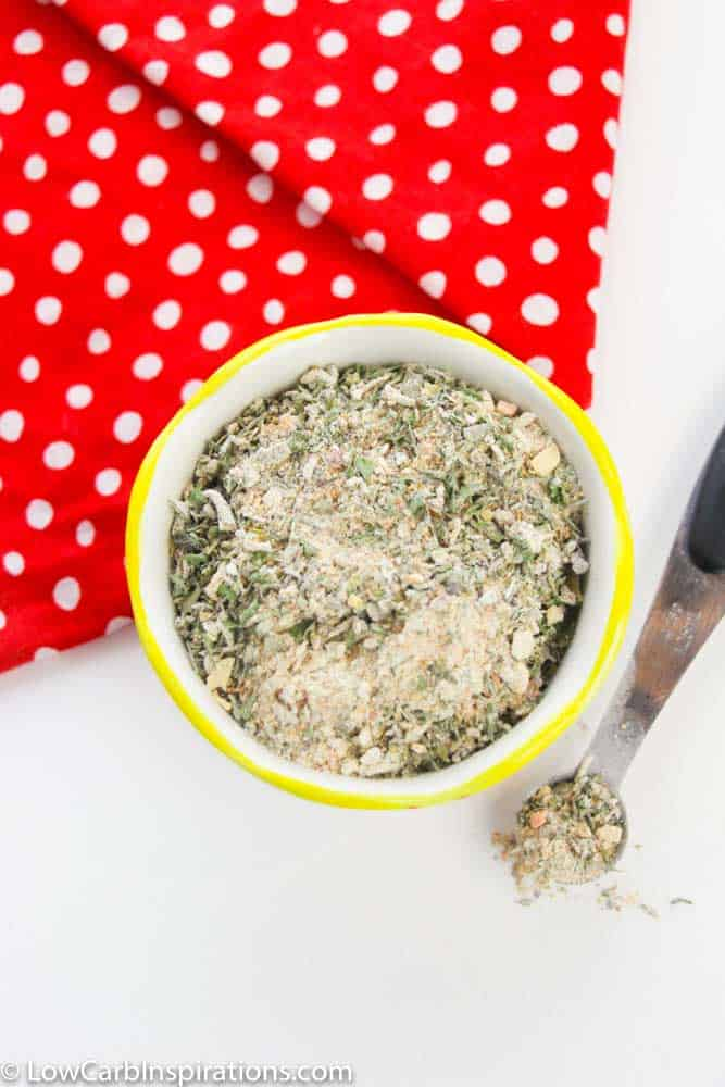 Homemade Mrs Dash Seasoning Recipe