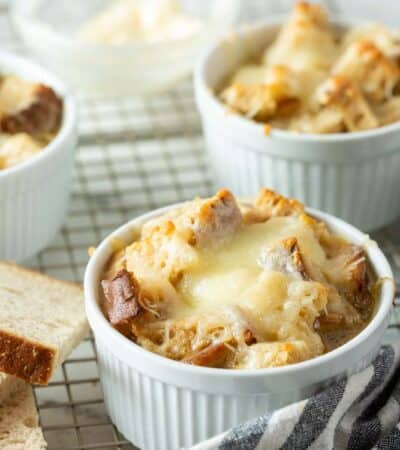 Keto French Onion Soup Recipe