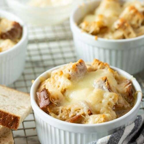 Keto French Onion Soup Recipe