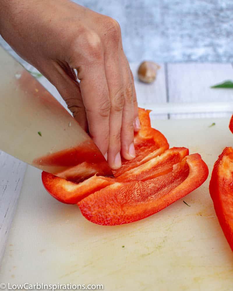 Cheesy Roasted Vegetable Recipe