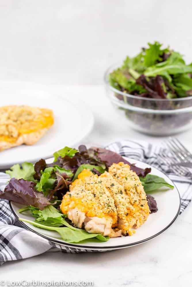 Easy Parmesan Crusted Chicken Breasts Recipe