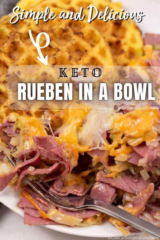 Easy Rueben In A Bowl Recipe