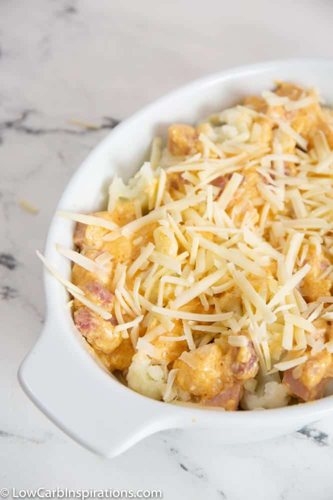 Cauliflower Au Gratin Recipe