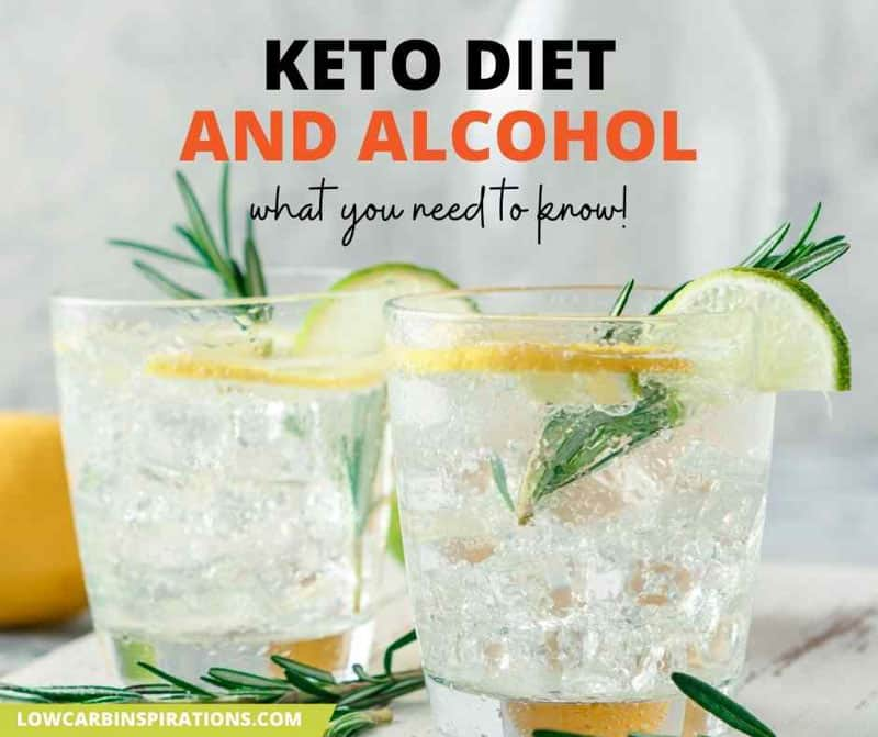 Keto Diet and Alcohol Talk