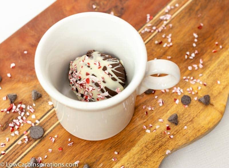 Keto Hot Chocolate Bombs Recipe