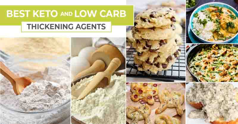 Best Keto and Low Carb Thickening Agents