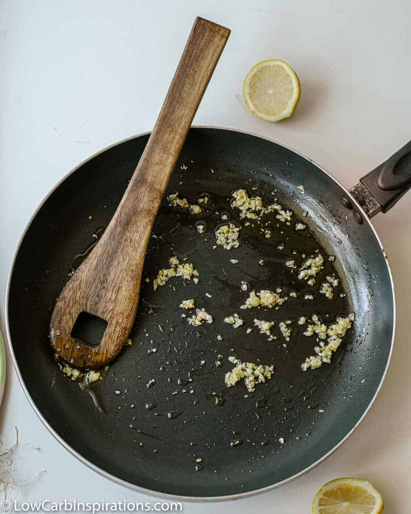 Herb and Garlic Cauliflower Rice Recipe