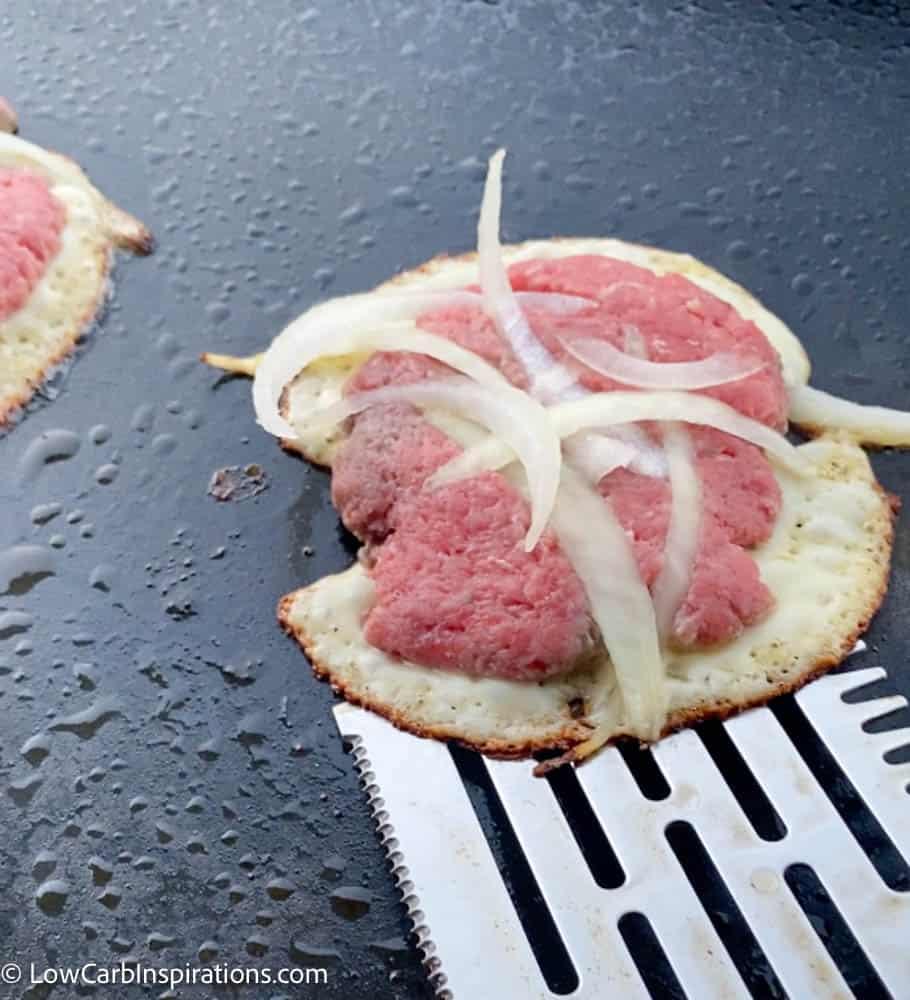 Jen's Smash Burgers Recipe
