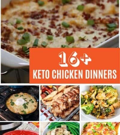 Top Keto Chicken Recipes