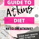 Atkins Diet vs. Keto Diet differences