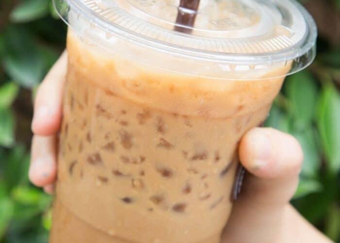Creamy Keto Iced Tea Recipe