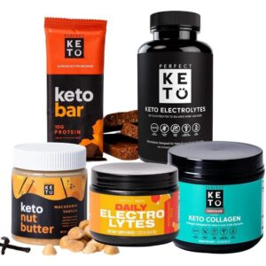 Low Carb Inspirations Keto Products