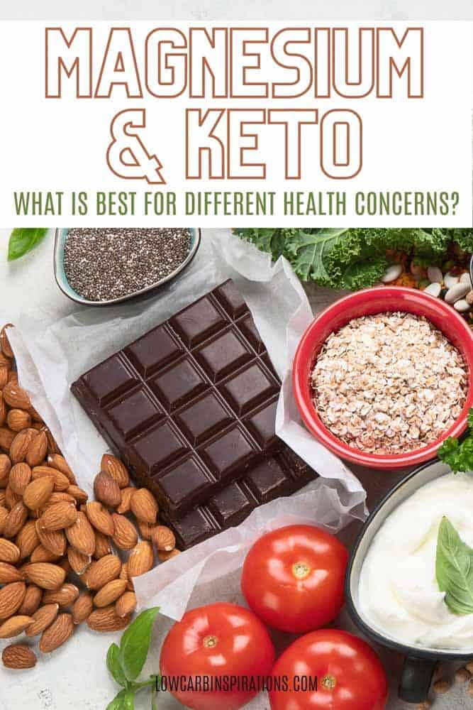 Magnesium and Keto… What Is Best for Different Health Concerns?
