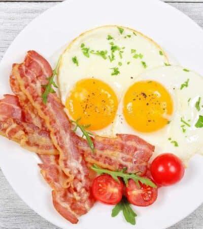 Classic Bacon and Eggs Recipe