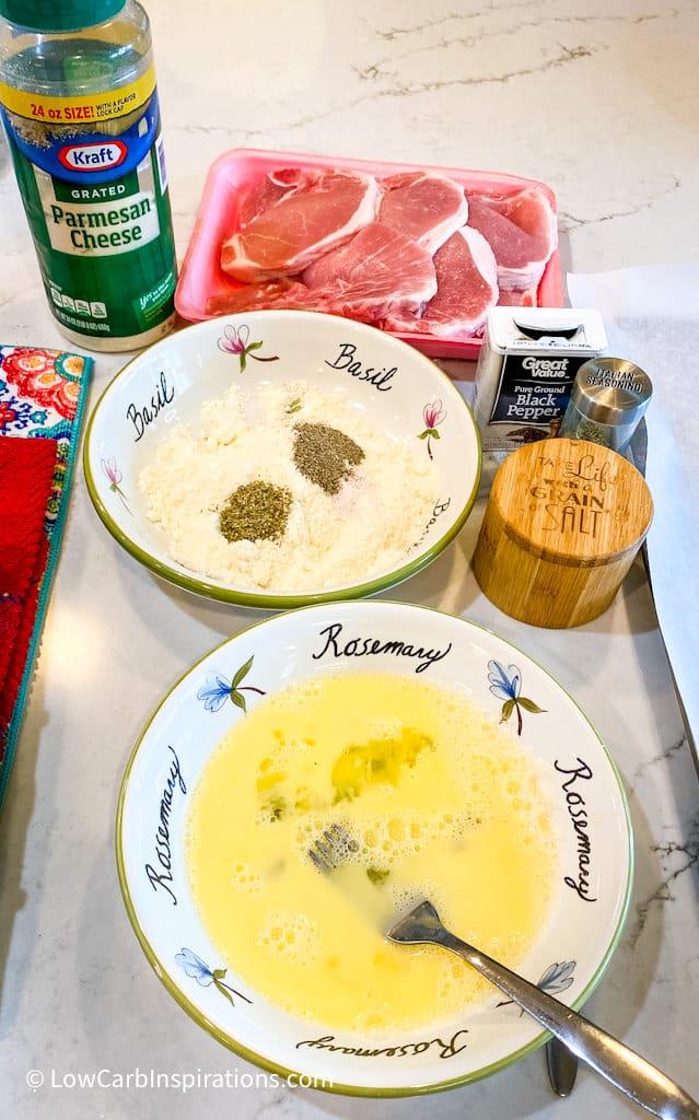 Keto Sheet Pan Pork Chops Recipe