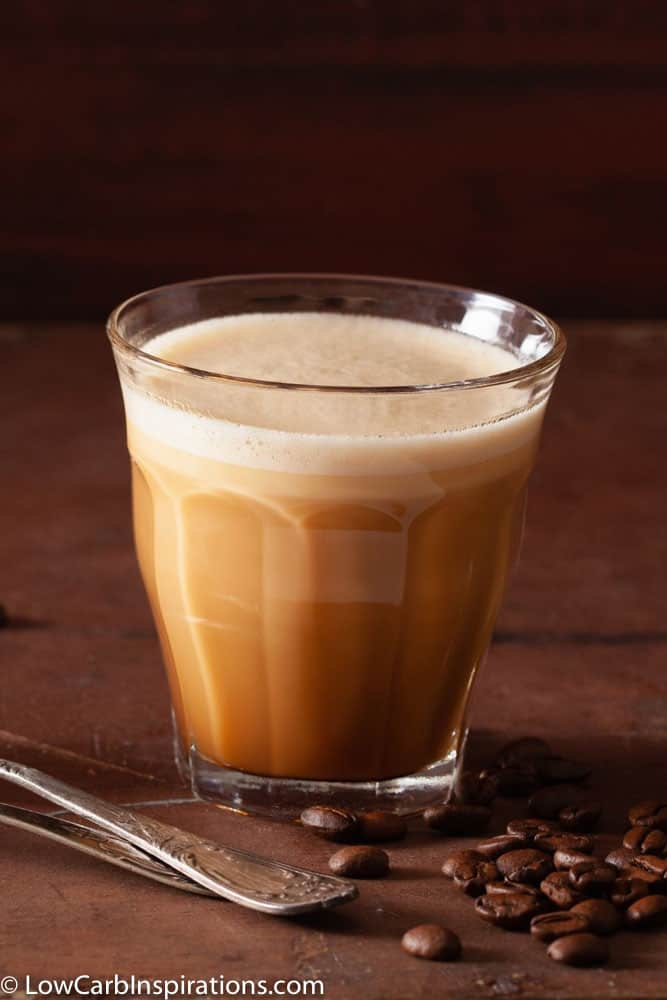Basic Keto Bulletproof Coffee Recipe