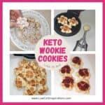 Keto Wookie Cookies recipe