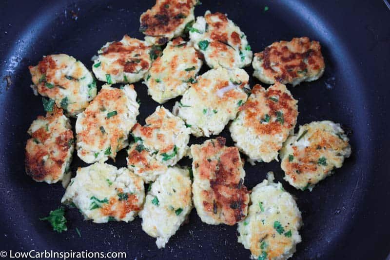 Quick and Easy Keto Homemade Chicken Nuggets Recipe